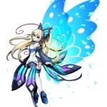 azure-striker-gunvolt-morpho