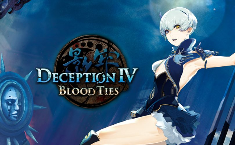 deception IV blood ties recensione cover
