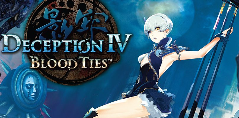 deception iv blood ties cover