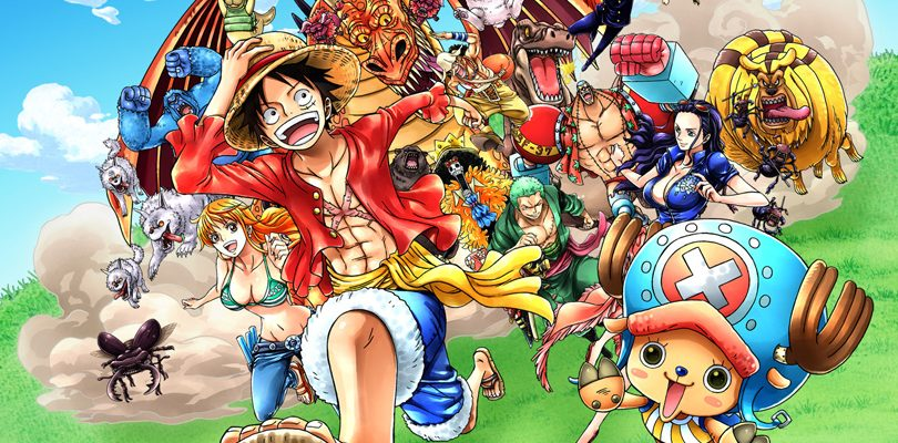 one piece unlimited world red cover