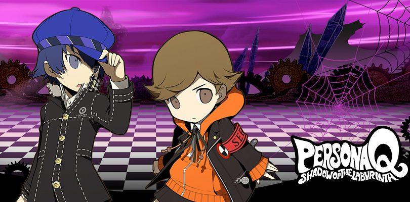 persona q character trailer ken naoto cover
