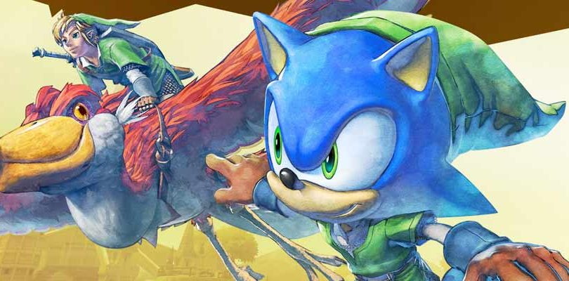 sonic lost world zelda zone cover