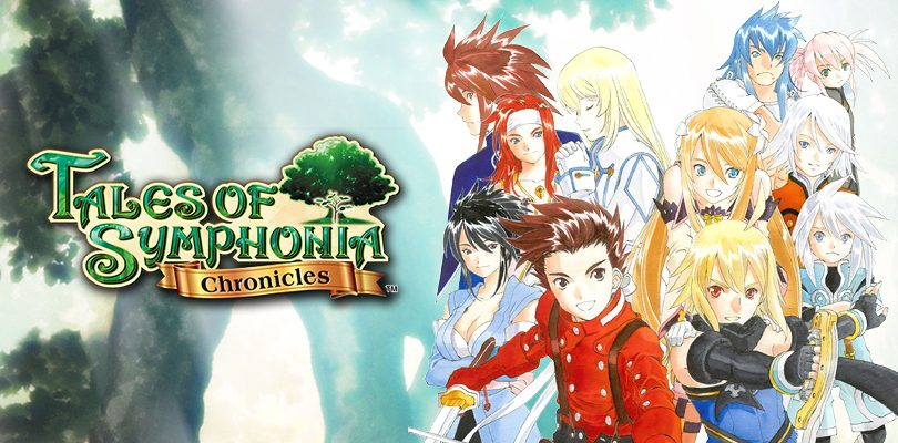 tales of symphonia chronicles recensione cover
