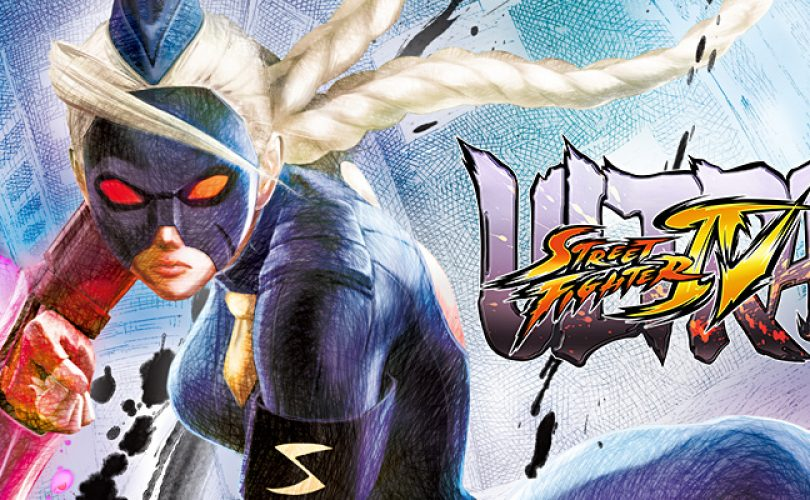 ultra street fighter iv decapre cover