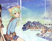 Atelier Shallie: Alchemists of the Dusk Sea gameplay: Battaglie contro formidabili nemici