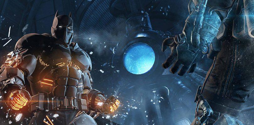 batman arkham origins cold cold heart cover