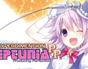 hyperdimension neptunia producing perfection cover