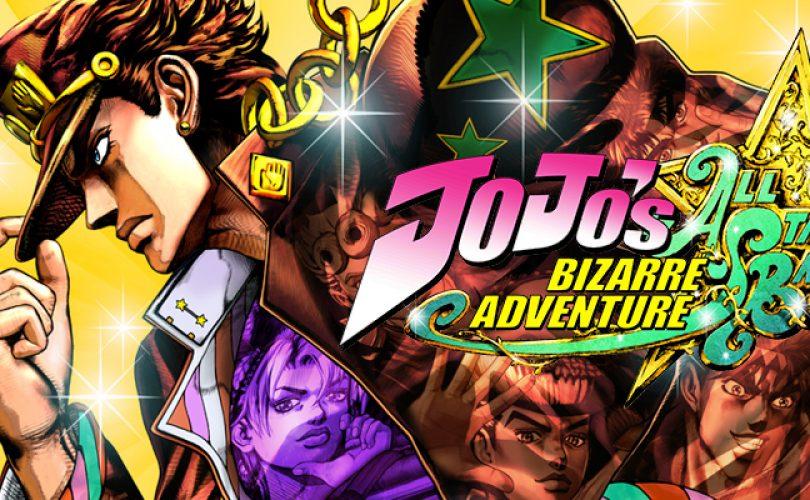 jojo s bizarre adventure all star battle recensione cover