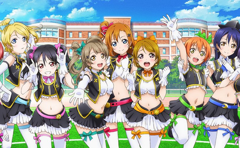Love Live! love live school idol paradise cover