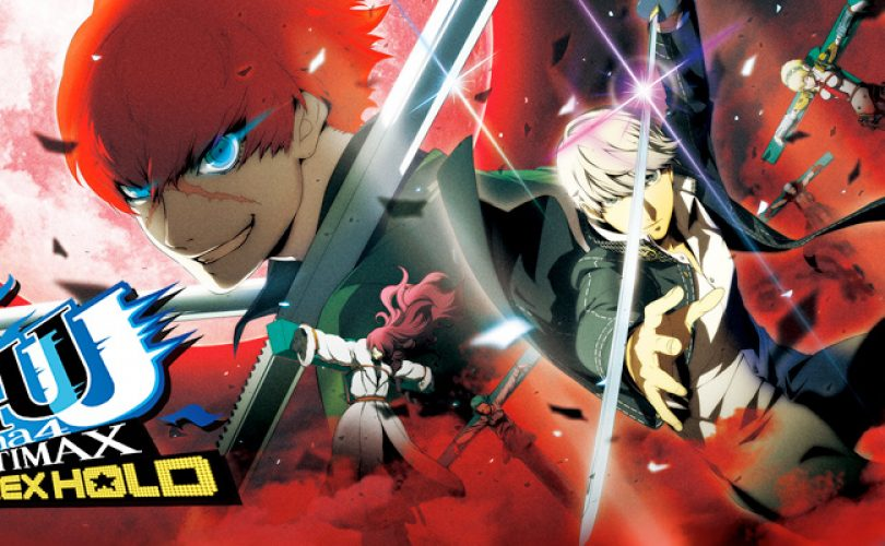 persona 4 arena ultimax cover def