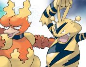 pokemon xy magmar electabuzz cover