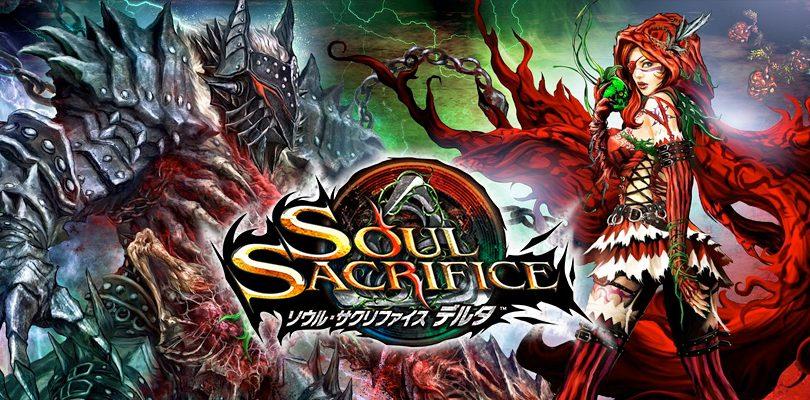 soul sacrifice delta cover