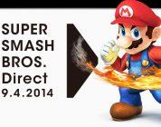 super smash bros nintendo direct cover