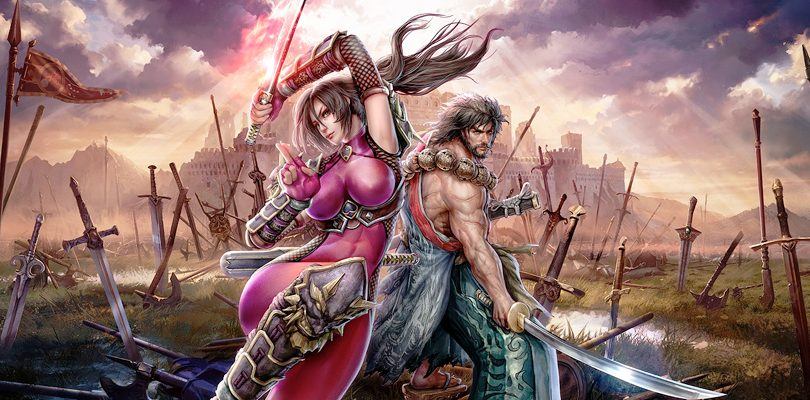 taki soulcalibur lost swords cover