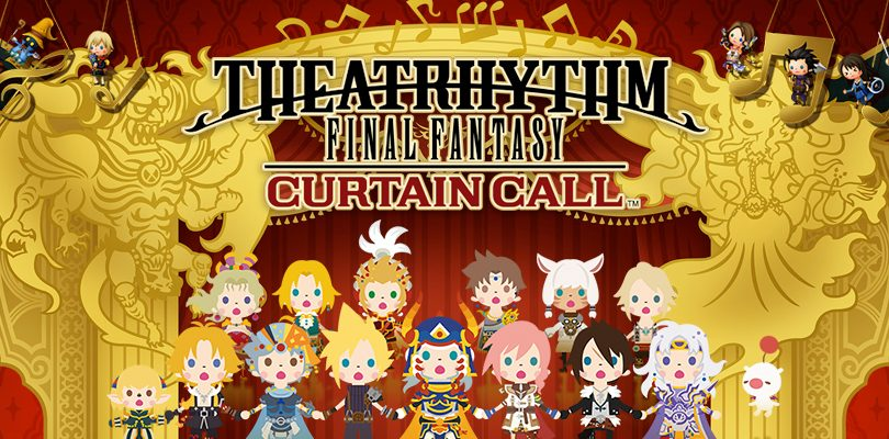 theatrhythm final fantasy curtain call cover def