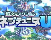 Ultra Dimension Action Neptunia U: nuove immagini da Dengeki