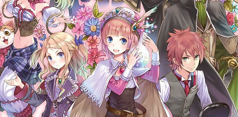 atelier rorona plus cover