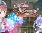 atelier rorona plus the alchemist of arland cover