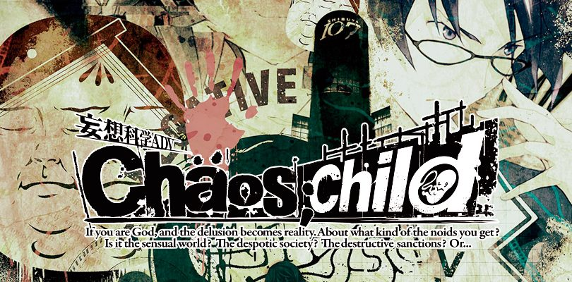 chaos child cover