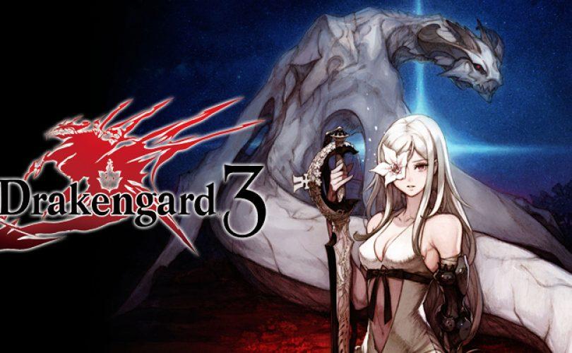 drakengard 3 recensione cover