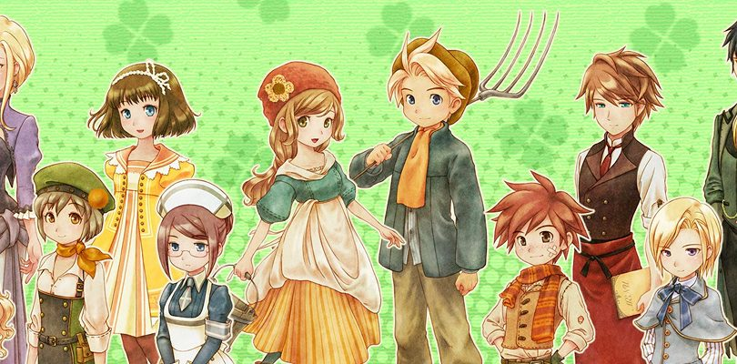 harvest moon story of seasons cover