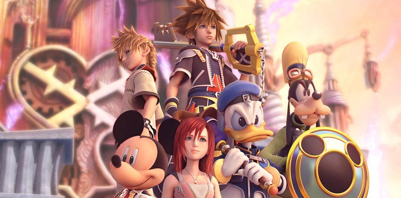 kingdom hearts 2 cover