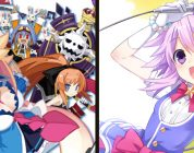 mugen souls z hyperdimension neptunia producing perfection cover