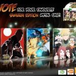 naruto shippuden ultimate ninja storm revolution samurai edition metal case 01