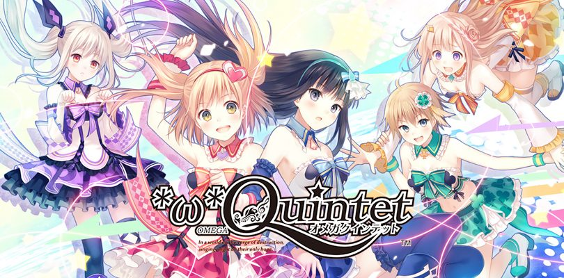 omega quintet cover