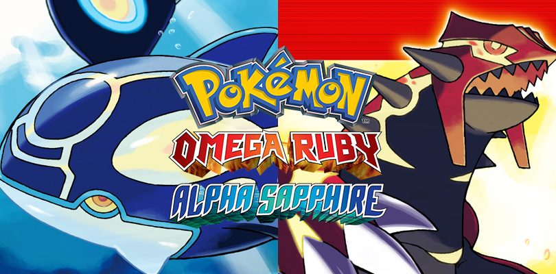 pokemon omega ruby alpha sapphire cover