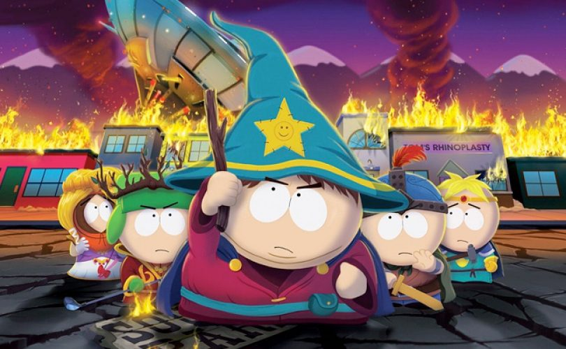south park stick of truth cover