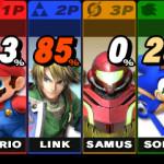 super smash bros 3DS 1