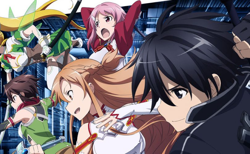 sword art online hollow fragment recensione cover