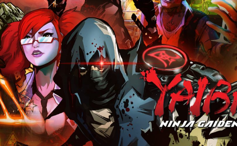 yaiba ninja gaiden z recensione cover