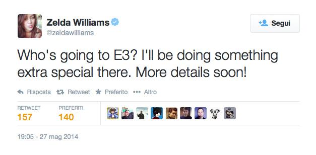 zelda-williams-E3-2014