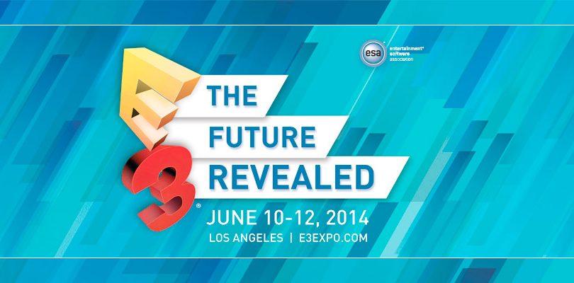 E3 2014 cover