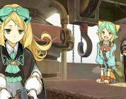 atelier shallie alchemist of the dusk sea cover new