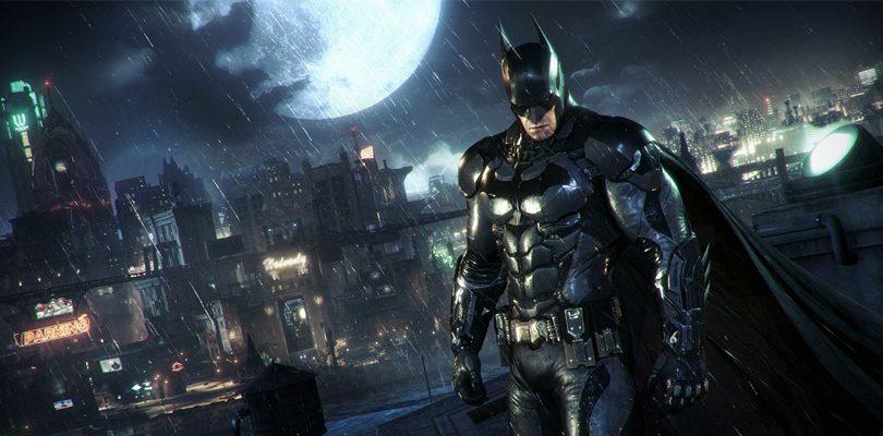 batman arkham knight cover E3