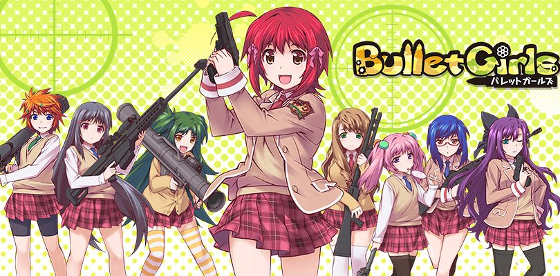 bullet girls cover def