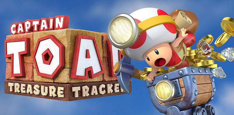 captain toad treasure tracker cover def