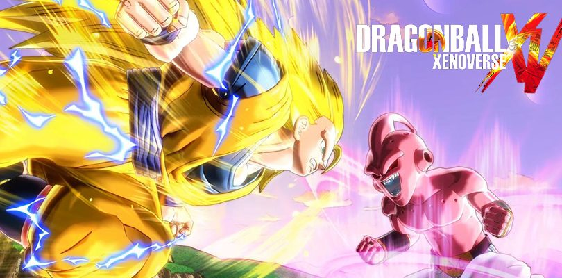 dragon ball xenoverse cover