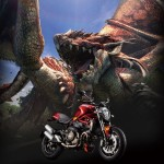 ducati 1200 monster hunter limited edition 01