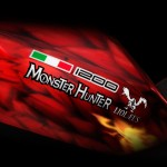 ducati 1200 monster hunter limited edition 04