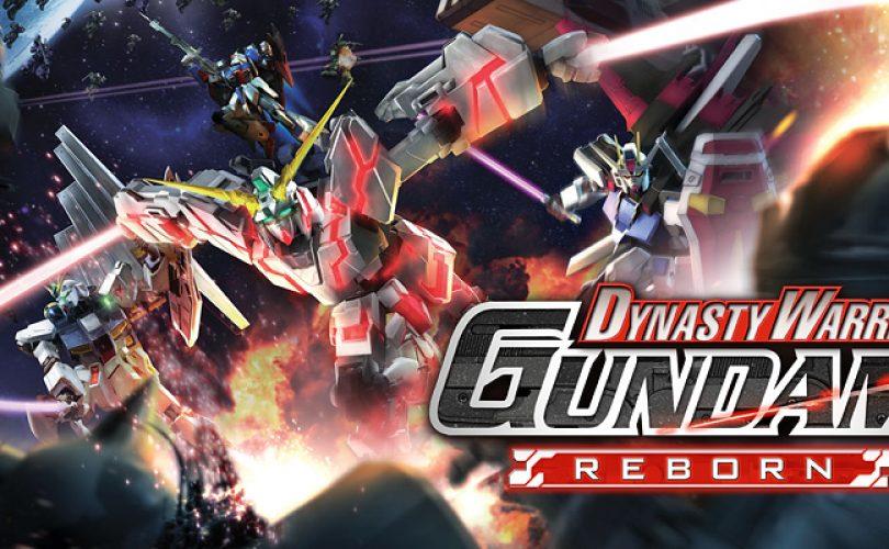 dynasty warriors gundam reborn recensione cover