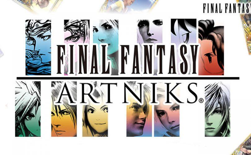 final fantasy artniks cover