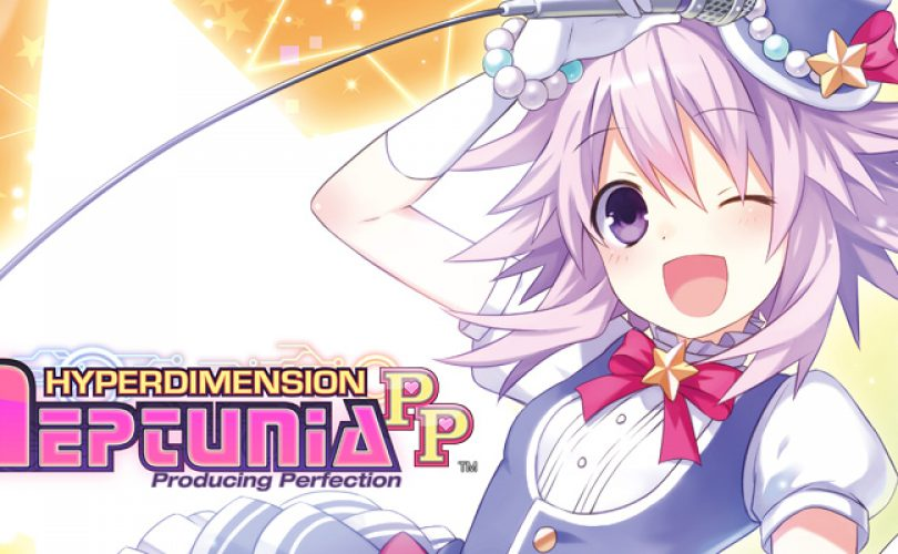 hyperdimension neptunia producing perfection recensione cover