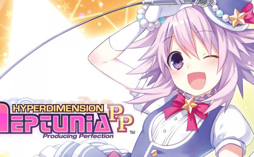 hyperdimension neptunia producing perfection recensione cover