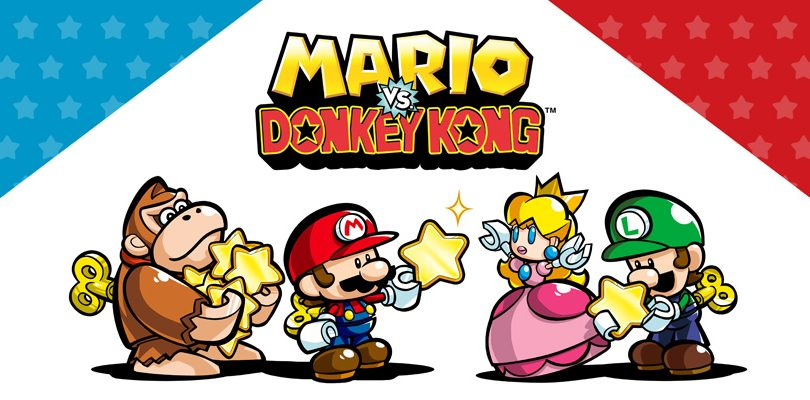 mario vs donkey kong E3