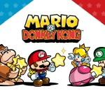 mario vs donkey kong wii u E3 01