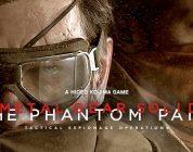 metal gear solid the phantom pain cover E3